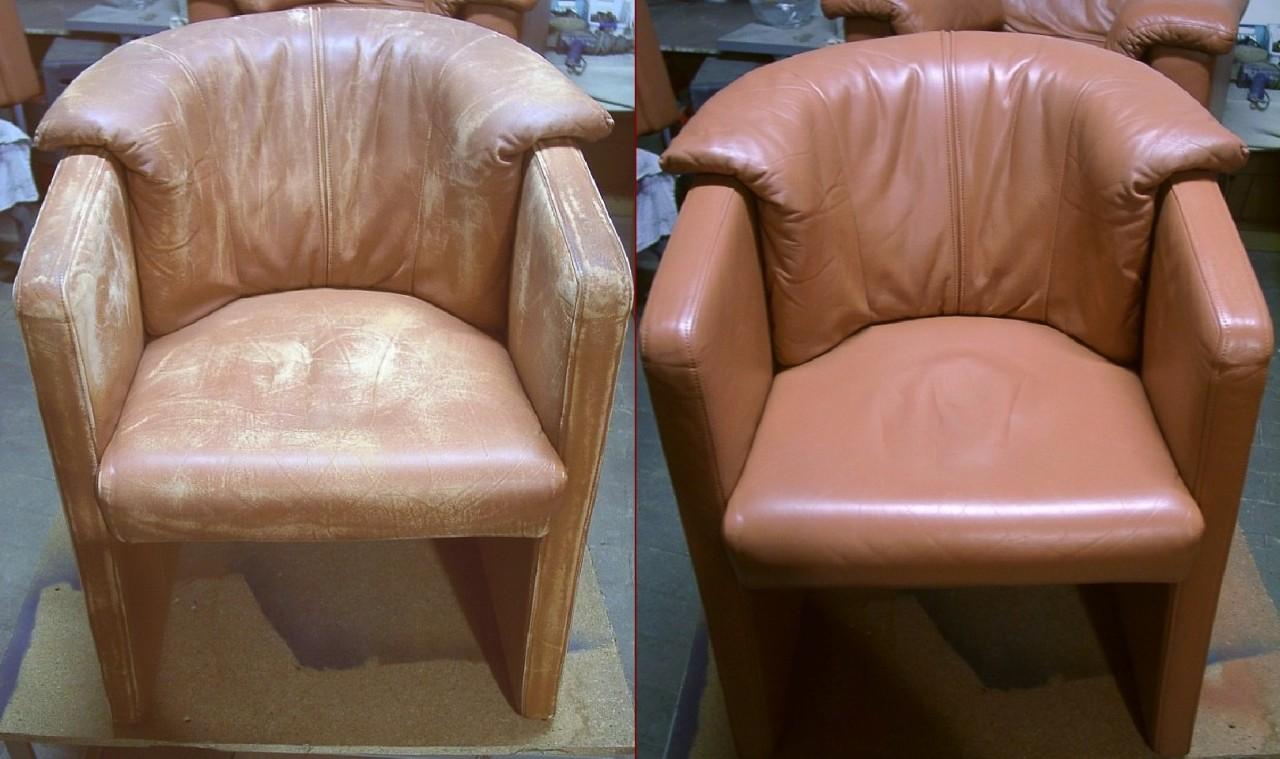 Ld Lederservice Wir Reinigen Farben Pflegen Und Restaurieren